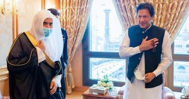 Photo of الأمين العام لرابطة العالم الإسلامي يلتقي رئيس الوزراء الباكستاني