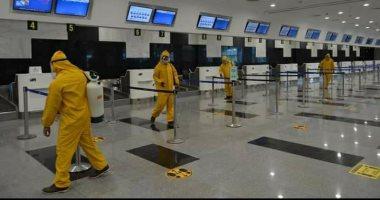 Photo of عمليات تعقيم موسعة بجميع المطارات المصرية استعدادا لعطلة عيد الفطر المبارك